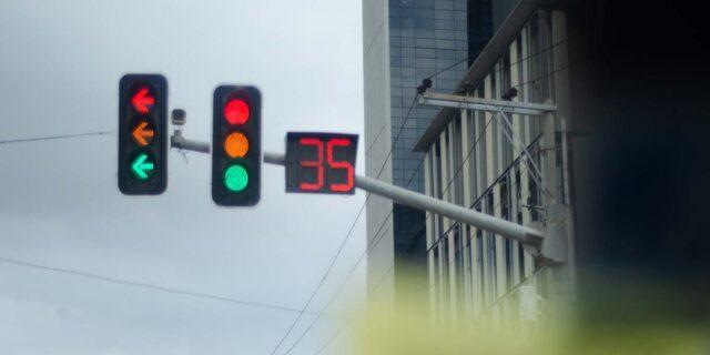 How Big Is A Traffic Light
