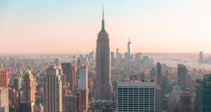 How Many Steps Does It Take to Reach the Top of the Empire State Building