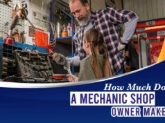 How Much Does A Mechanic Shop Owner Make