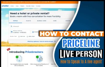 How To Contact Priceline Live person