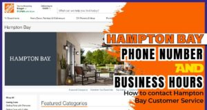 Hampton Bay Phone Number And Business Hours