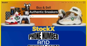 StockX Phone Numbers And Business Hours