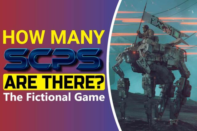 How Many SCPs Are There