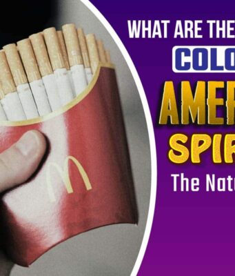 What Are The Different Colors Of American Spirits