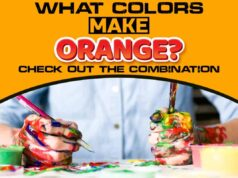 What Colors Make Orange