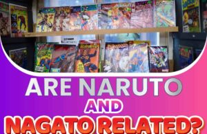Are Naruto and Nagato Related