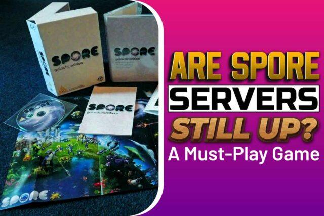 Are Spore Servers Still Up
