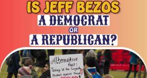Is Jeff Bezos A Democrat Or A Republican..
