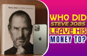 Who Did Steve Jobs Leave His Money To